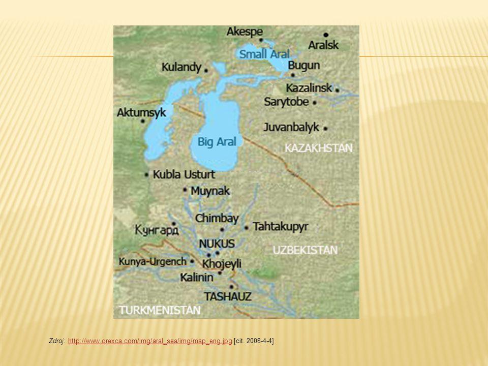 Zdroj: http://www. orexca. com/img/aral_sea/img/map_eng. jpg [cit